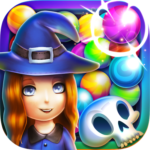 Witch Pop - Prince Bubble Escape -