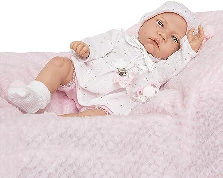 Amazon.es: MARÍA JESÚS Bebe Reborn Muñecos Reborn simulación con Peso Especial Hechos en España, Muñecas para niñas, Bebes Reborn, Baby Reborn: Juguetes y juegos