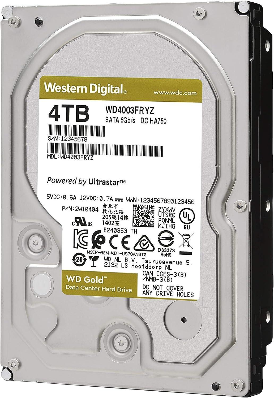 Western Digital WD4003FRYZ WD GOLD HardDisk