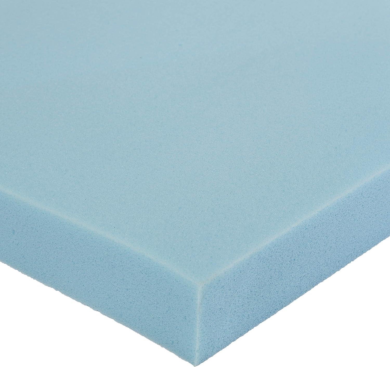 AmazonBasics Cooling Gel-Infused Memory Foam Topper, CertiPUR-US Certified - 2-Inch, Full