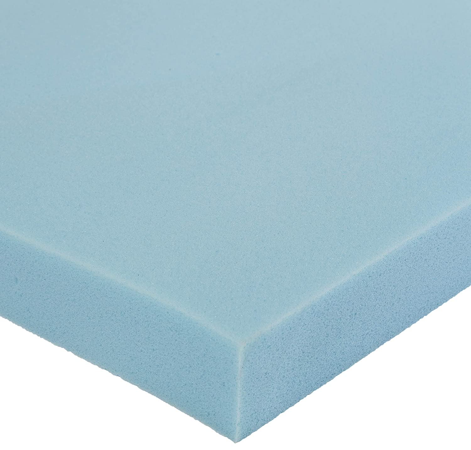 AmazonBasics Cooling Gel-Infused Memory Foam Topper, CertiPUR-US Certified - 2-Inch, King