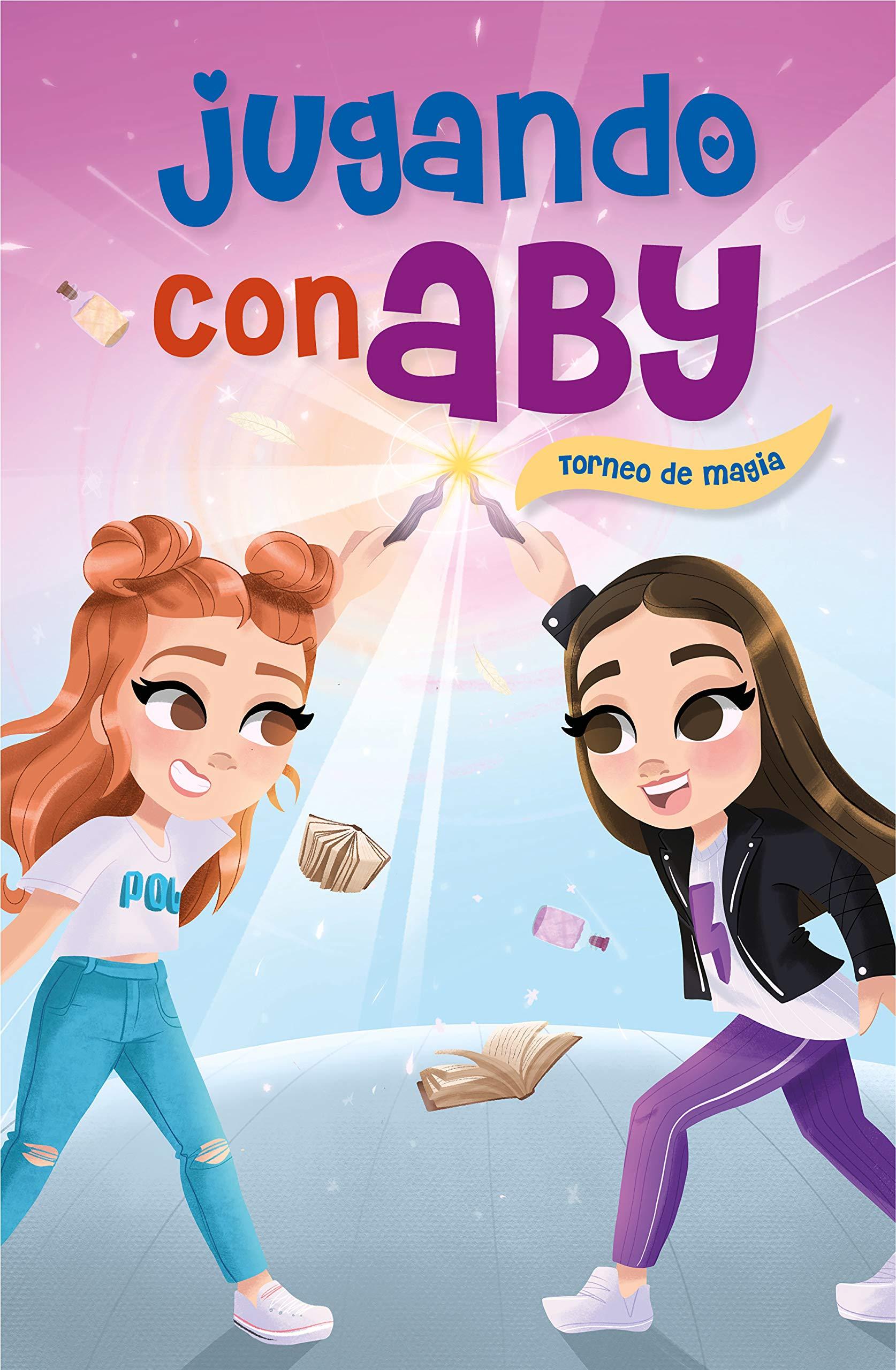 Torneo De Magia Jugando Con Aby 2 Amazon Es Jugando Con Aby Libros