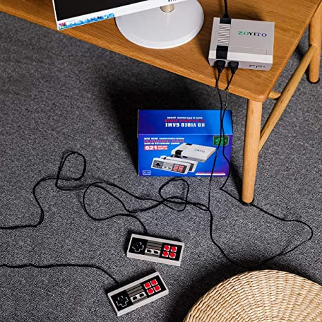 Amazon.es: Clásico juego Consola HDMI Retro Mini versión 621 ...