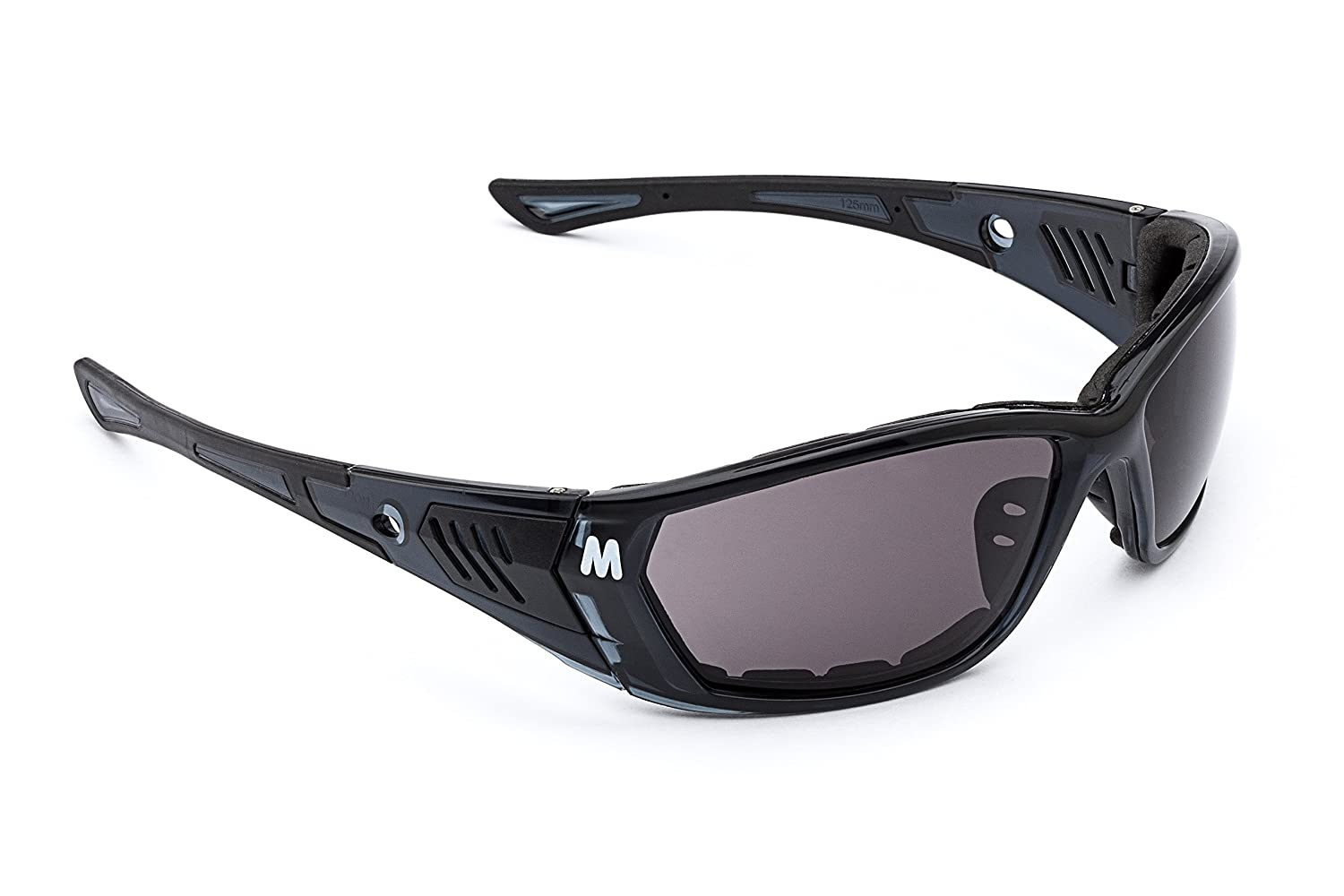 483bd0f9062 MORR Protective Gear MORR STARRLEY Z7 Sport Sunglasses with Wraparound Fog  ARMORR Anti-Fog Lenses