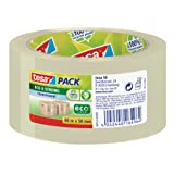 """tesa Packband """"Eco & Strong"""", transparent, 50m x 50mm"""