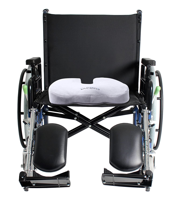 Cushina Memory Foam Seat Cushion Premium Orthopedic Coccyx