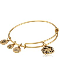Alex and Ani Crab II Bangle Bracelet