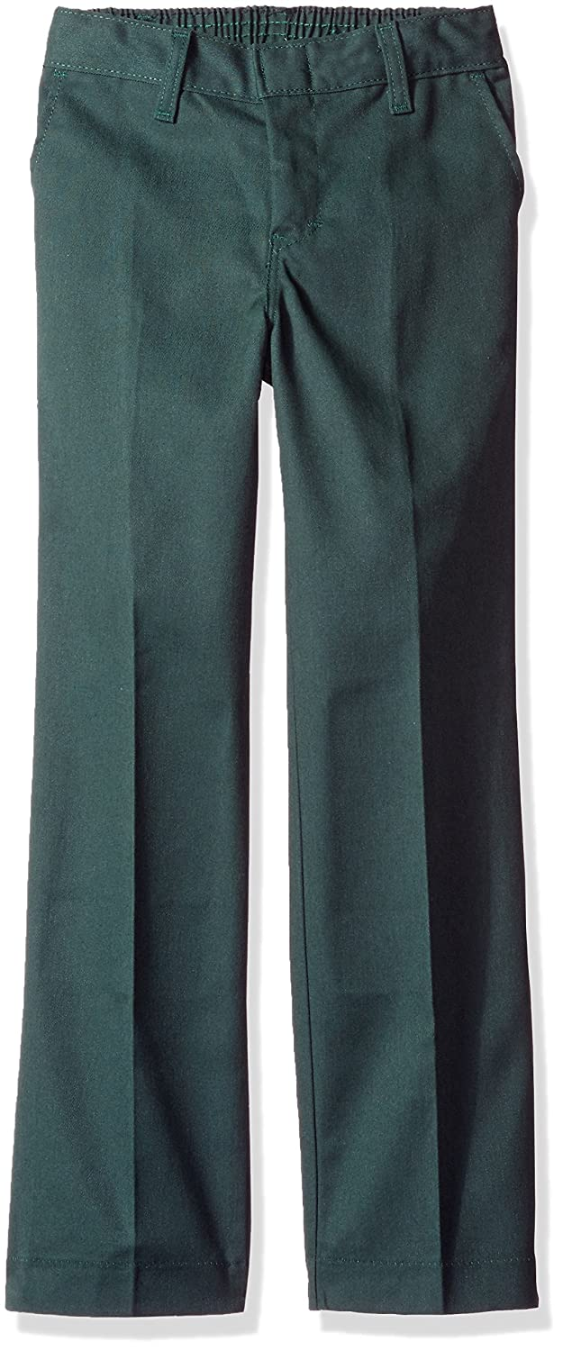 Dickies boys Classic Flat Front Pant (Little Boy Dickie' s 56362CH