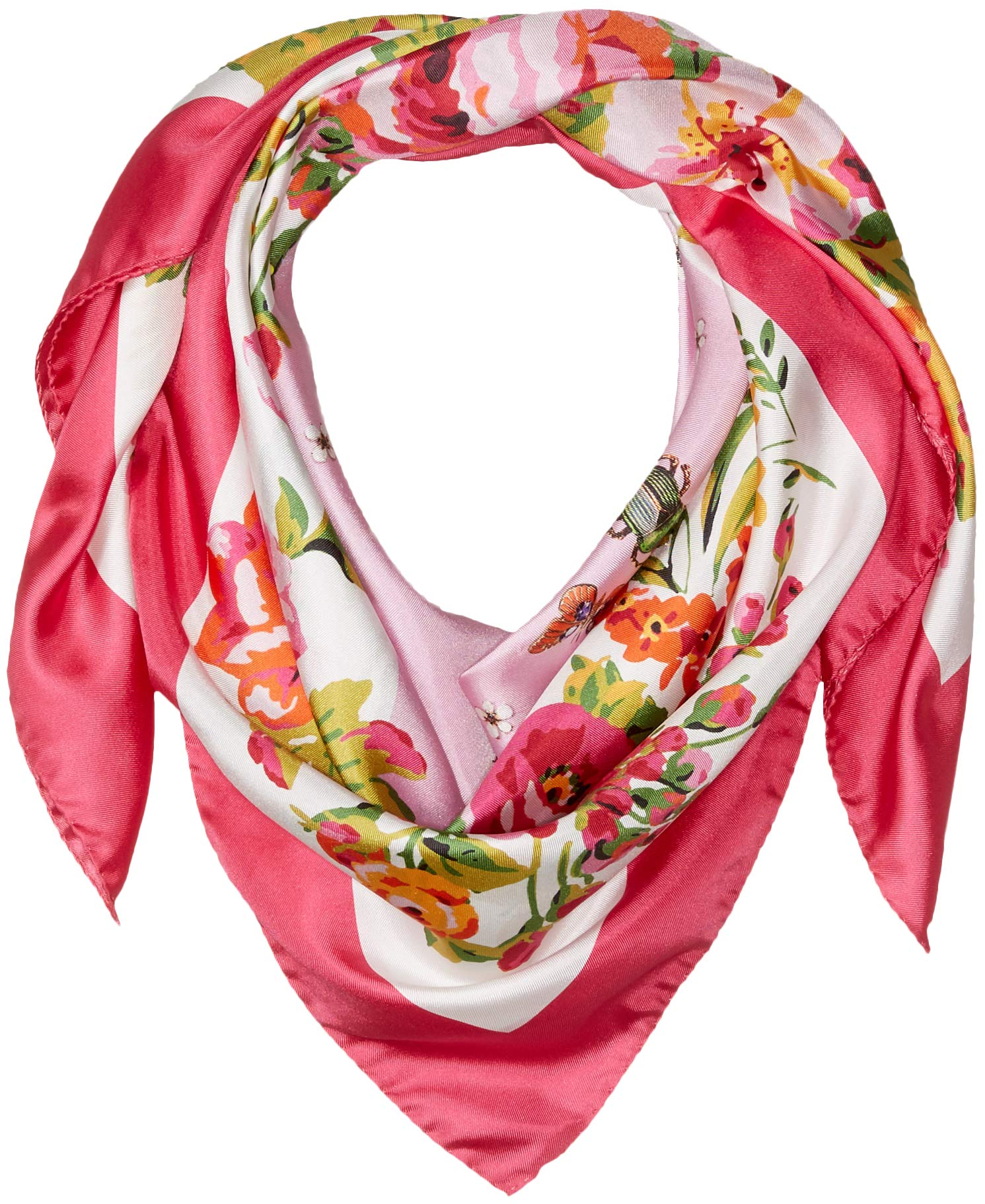Lake Como SCARVES - Edged Jewels Scarves - Pink