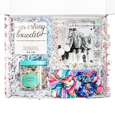 Amazon.com: Caja de regalo para adolescentes y niñas con ...