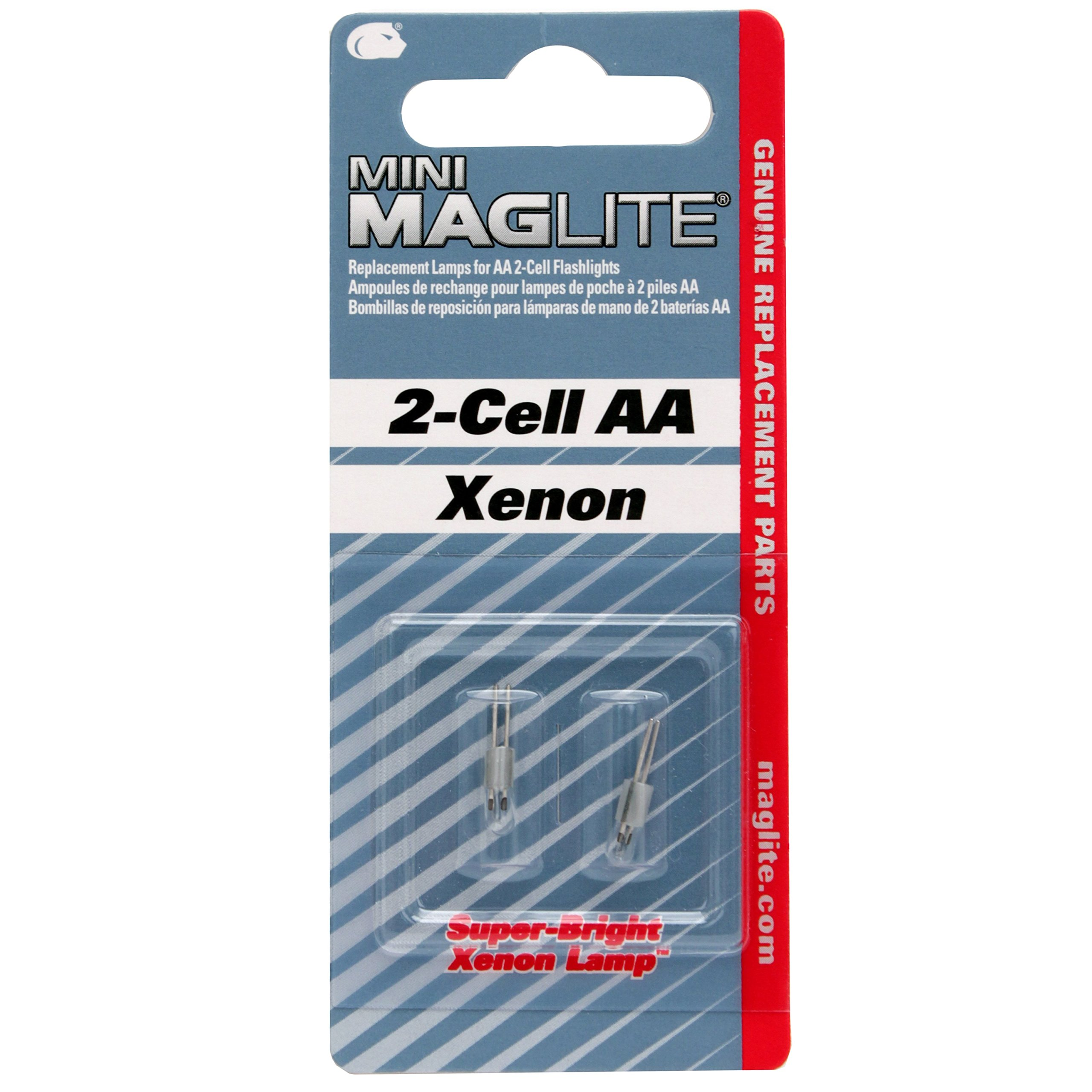 Linterna Maglite : Reemplazo Bulbo Para Mini Mag-lite