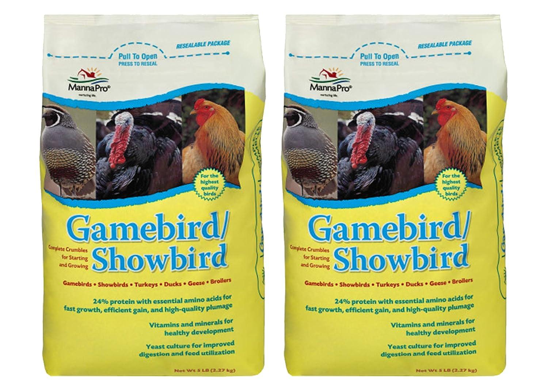 Manna Pro Gamebird Showbird Crumbles