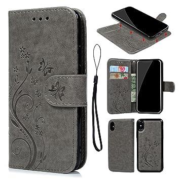 coque iphone x avec dragonne