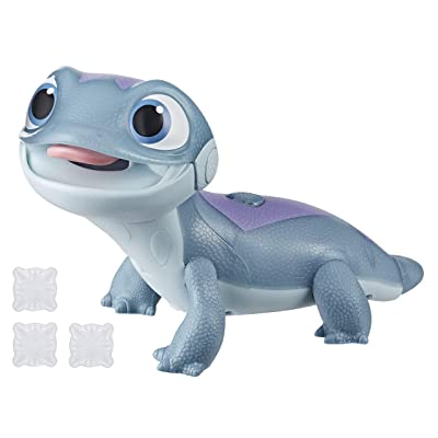 Disney Frozen Fire Spirit's Snowy Snack, Salamander Toy with Lights, Inspired 2 Movie: Toys & Games