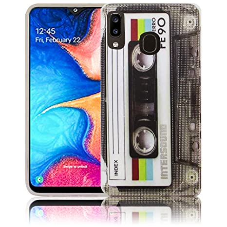 coque samsung a20e cassette