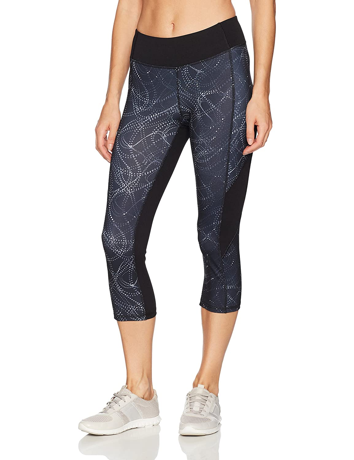 f583a45dbcf38 Hanes Womens Sport Performance Capri Legging Hanes Women's Activewear O9010  Sports & Outdoors