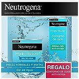 Neutrogena Hydro Boost Pack Hidratación Facial 24 horas, Gel de Agua Hydro Boost 50ml y Contorno de Ojos Anti,Fatiga…