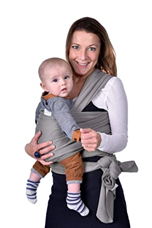 4 In 1 Best Baby Sling Carrier Luxurious Soft Breathable Cotton