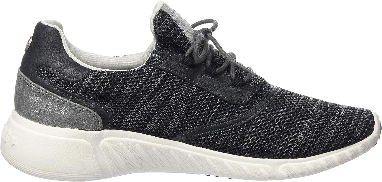 MUSTANG 1315-301-9 Sneakers voor dames zwart zwart 9