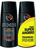AXE Desodorante Gold Duplo Ahorro