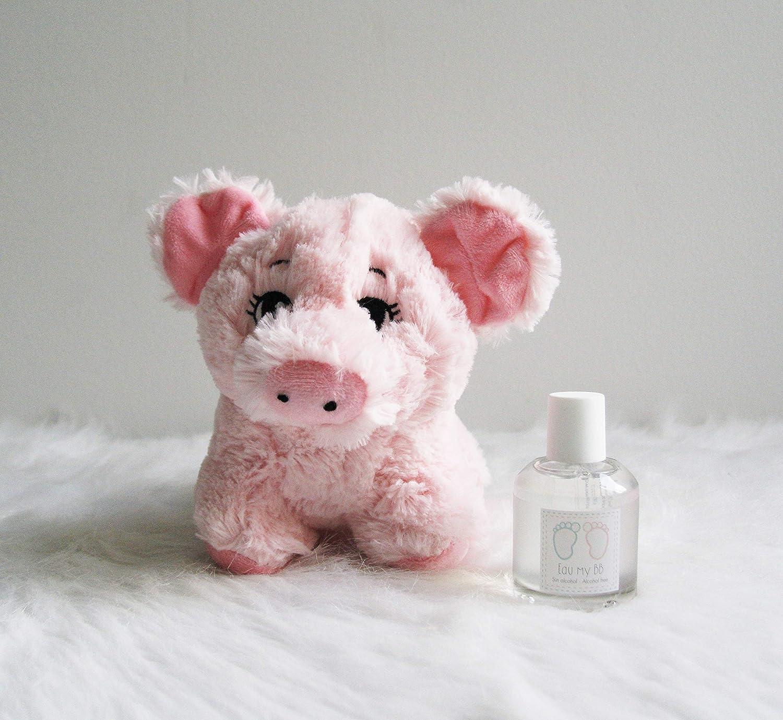 Canastilla bebé recién nacido - Cesta regalo bebé niña - Incluye productos para primeros meses del bebé, capa de baño recién nacido 100% algodón, ...