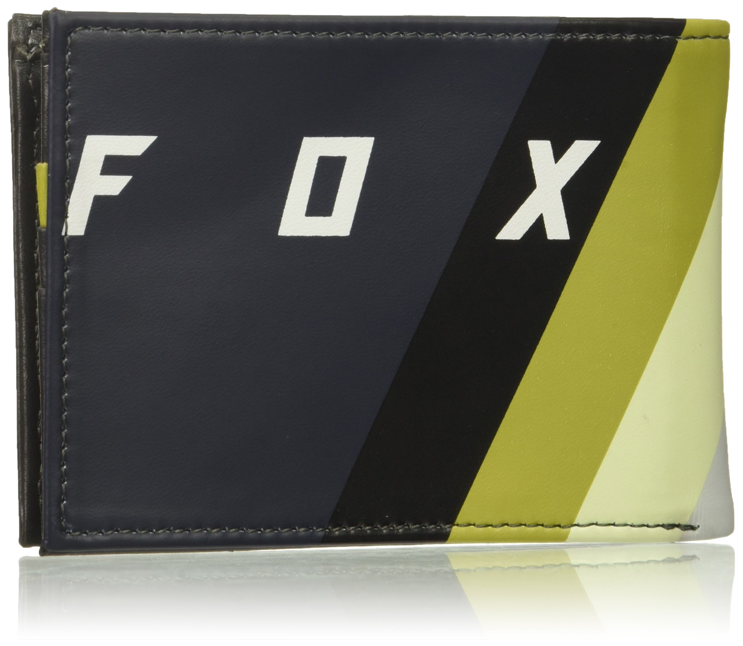 Fox Men's Draftr Pinned Pu Wallet, black, One Size by Fox (Image #2)
