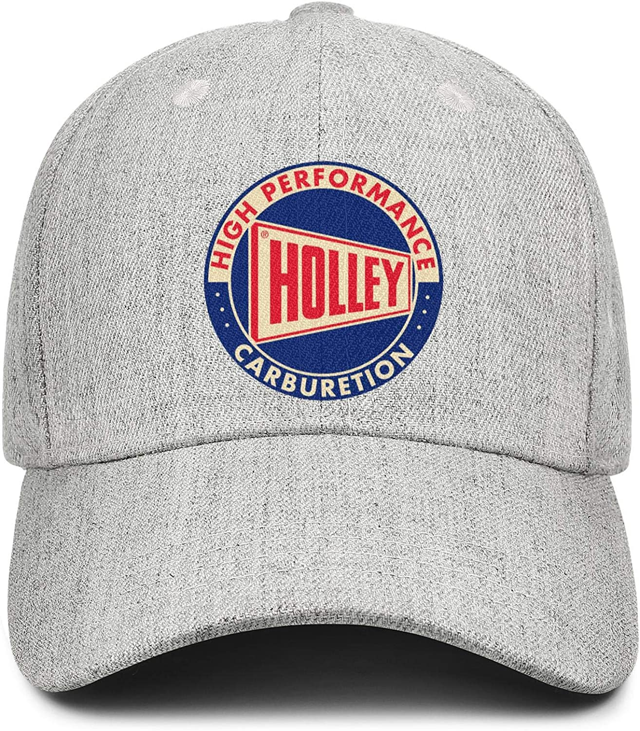 Luxurious Wool Blend Baseball Cap Mens Womens Cotton Fishing Hat Logos-Holley-Performance-Products