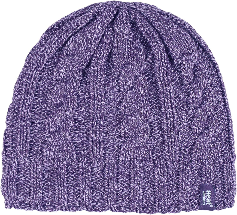 HEAT HOLDERS Ladies 1 Pack 3.4 Tog Heatweaver Yarn Hat