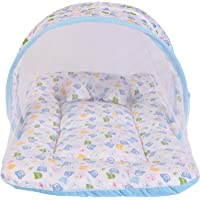 Babloo New Born Baby 0-6 Months Bedding Mosquito Net, Carry Bag, Combo Set