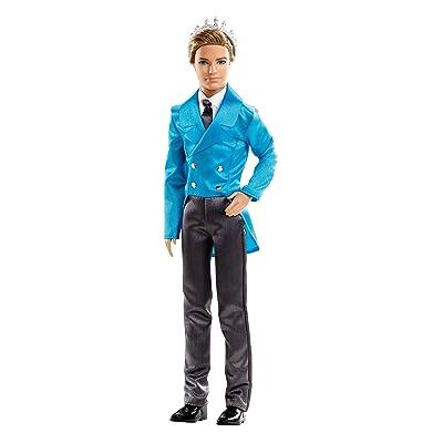 Barbie X3692 - Le Prince Liam ( Poupée Mattel )