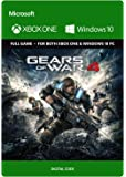 Gears of War 4: Standard Edition [Xbox One/Windows 10 PC - Download Code]