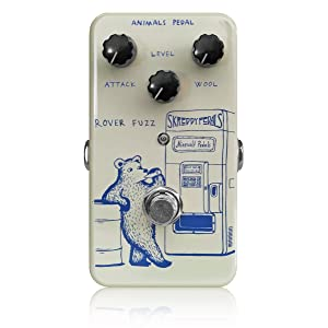 Animals Pedal Rover Fuzz