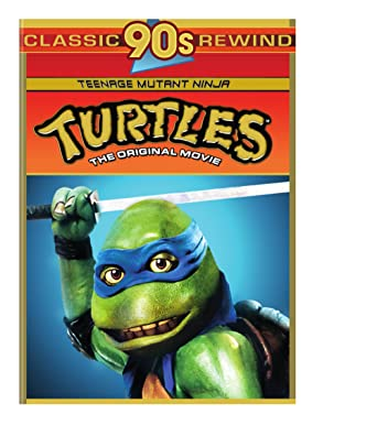 Amazon.com: Teenage Mutant Ninja Turtles (1990): Steve ...