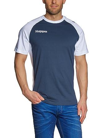 Kappa - Camiseta de fútbol sala, tamaño XXL, color azul marino