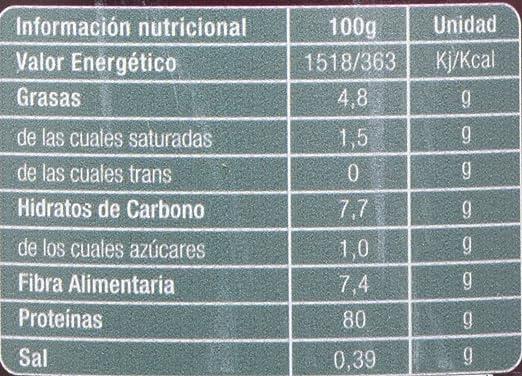 Energy Feelings Proteina Vegana 80% Premium - 1.5 Kg   rica en BCAA   ingredientes de máxima calidad   100% ecológica