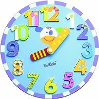 BOIKIDO BKD80909005 - Chunky Clock: Orologio con Numeri Puzzle
