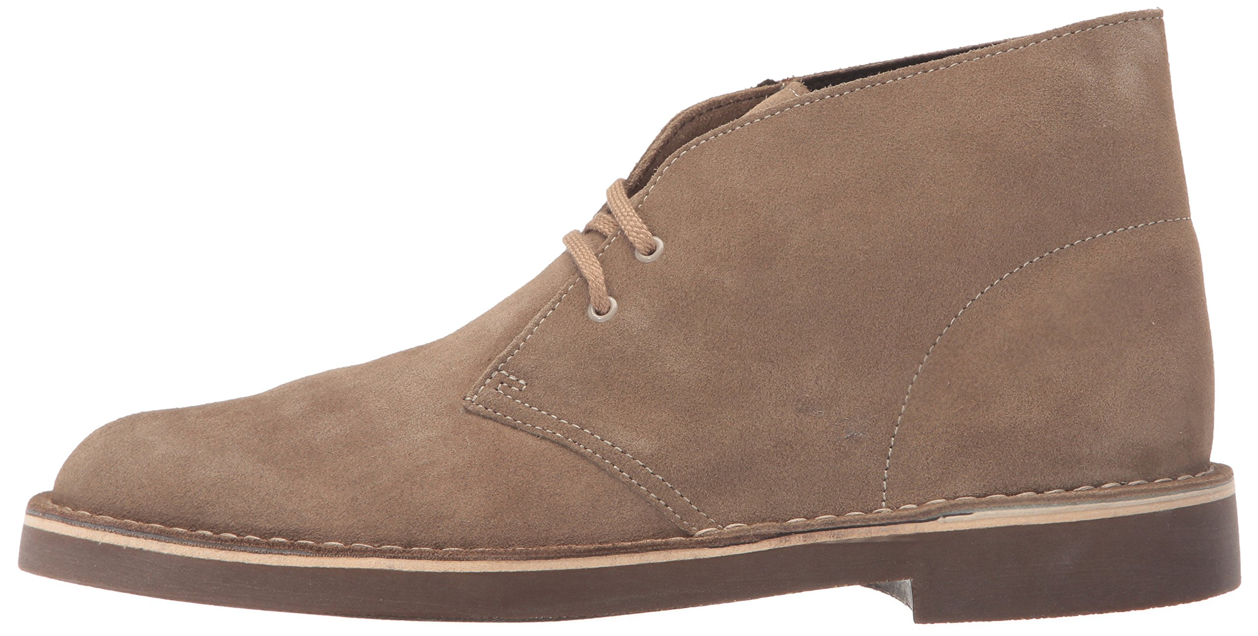 Clarks Men's Bushacre 2 Chukka Boot,Sand Sable,10 M US by CLARKS (Image #5)