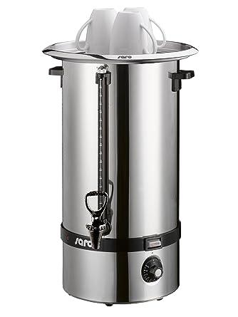 Gastro Vino Caliente Hervidor de agua caliente de 19 Litros. + ...