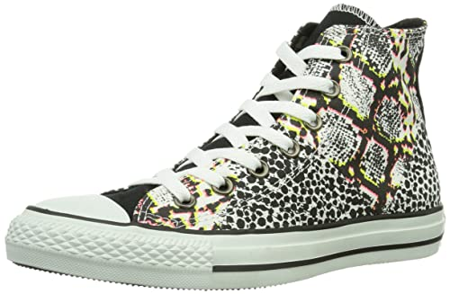 Converse Unisex-Adult Chuck Taylor All Star Animal Print Trainers