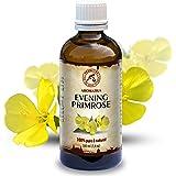 Aceite de Onagra 100ml - Oenothera Biennis - Evening Primrose Oil - Prensado en Frío y