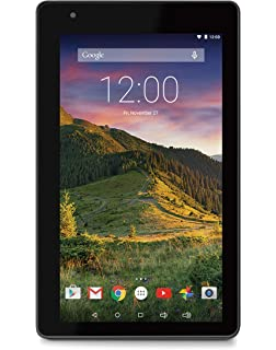 Amazon com: RCA RCT6873W42 Voyager 7 16GB Tablet 1024 X 600
