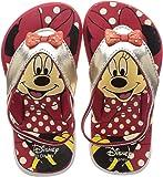 Disney Girl's Dancing Minie Thong Pink Indian Shoes - 7 Kids UK/India (25 EU)(3715091)