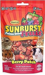 Higgins Sunburst Gourmet Natural Treats - Berry Patch, 0.52 oz