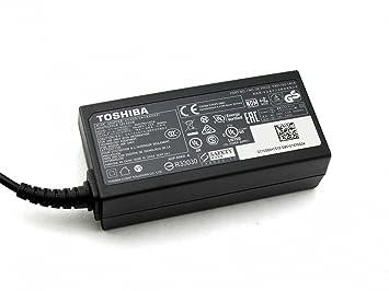 Toshiba Toshiba PA5178U-1ACA Cargador / adaptador original para computadora portátil: Amazon.es: Electrónica