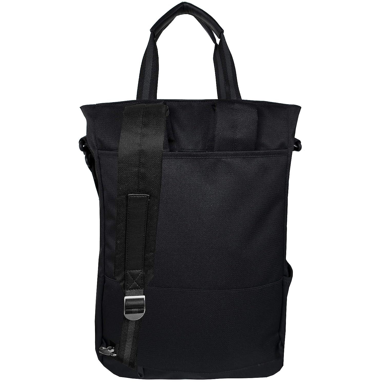 f3fc5d26d Amazon.com: Sherpani Camden Raven Laptop Backpack, Raven: Sherpani