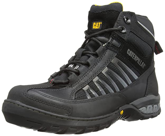 Caterpillar Kaufman Hi St S1P HRO Sra, Zapatos de Seguridad para Hombre, Negro (Black), 41 EU: Amazon.es: Zapatos y complementos
