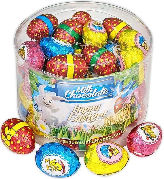 Easter Eggs Bulk Box of 10