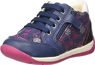 Geox B Each C, Sneakers Basses bébé Fille Sneakers Basses bébé Fille B820AC0SBBC