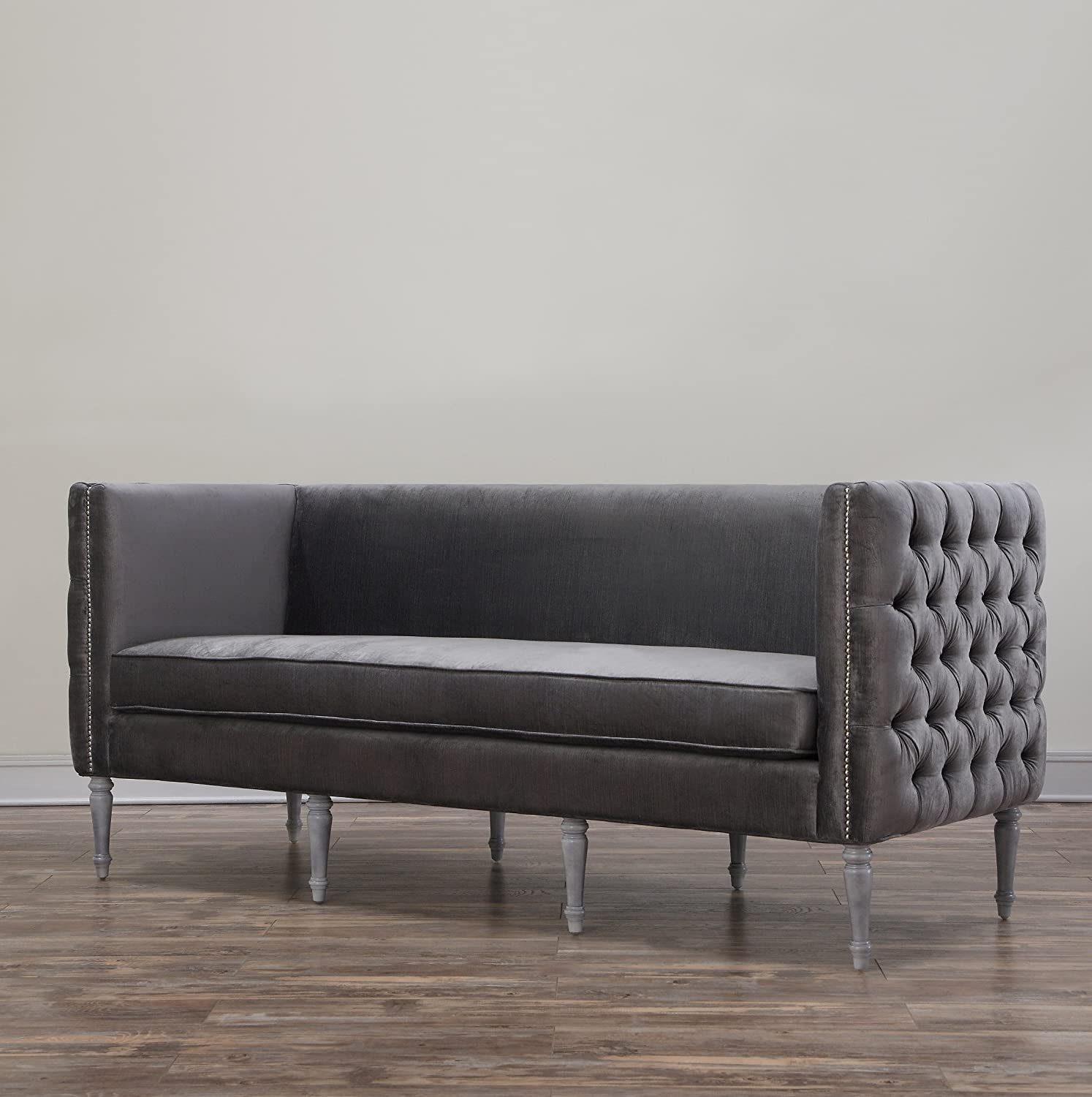 Amazon TOV Furniture The Bryn Collection Modern Style Velvet
