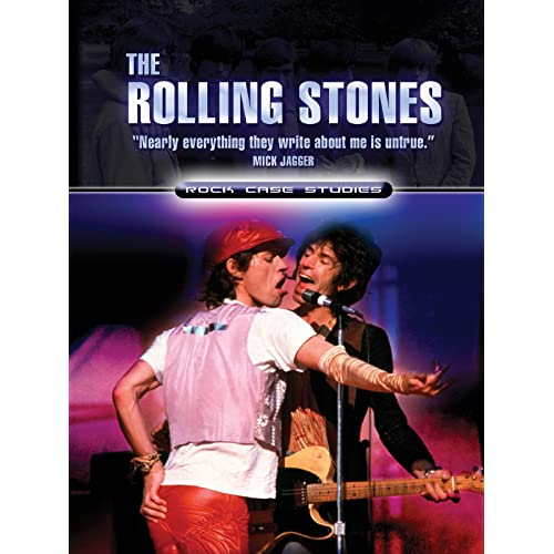Review: The Rolling Stones - Rock Case Studies [OV]